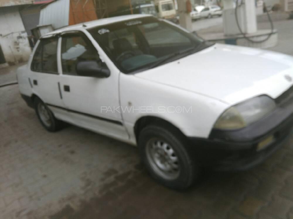 Suzuki Margalla GL 1991 Image-1