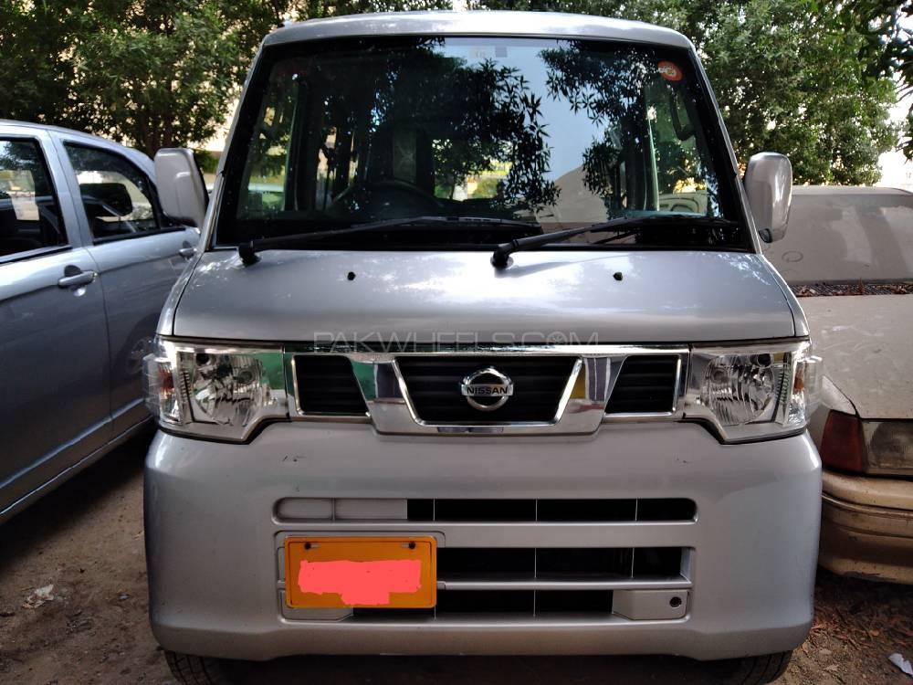 Nissan Clipper E Four Special Pack 2013 Image-1