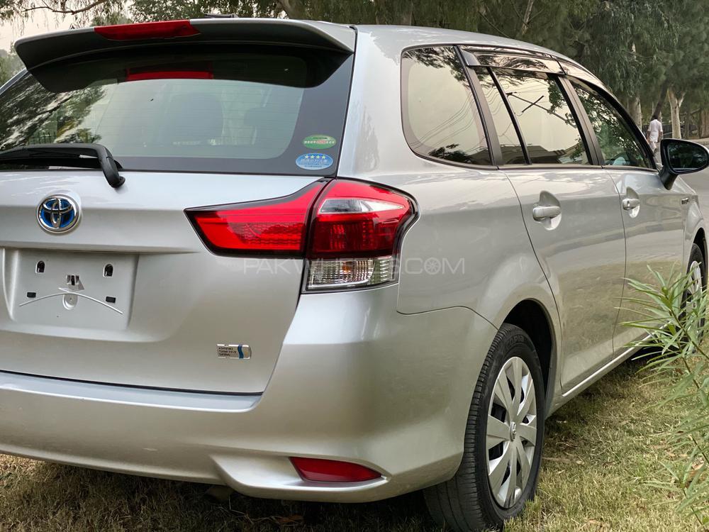 Toyota Corolla Fielder 2017 Image-1