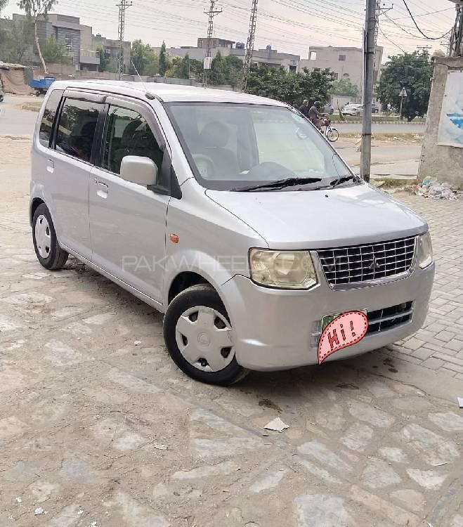 Mitsubishi Ek Wagon G 2009 Image-1