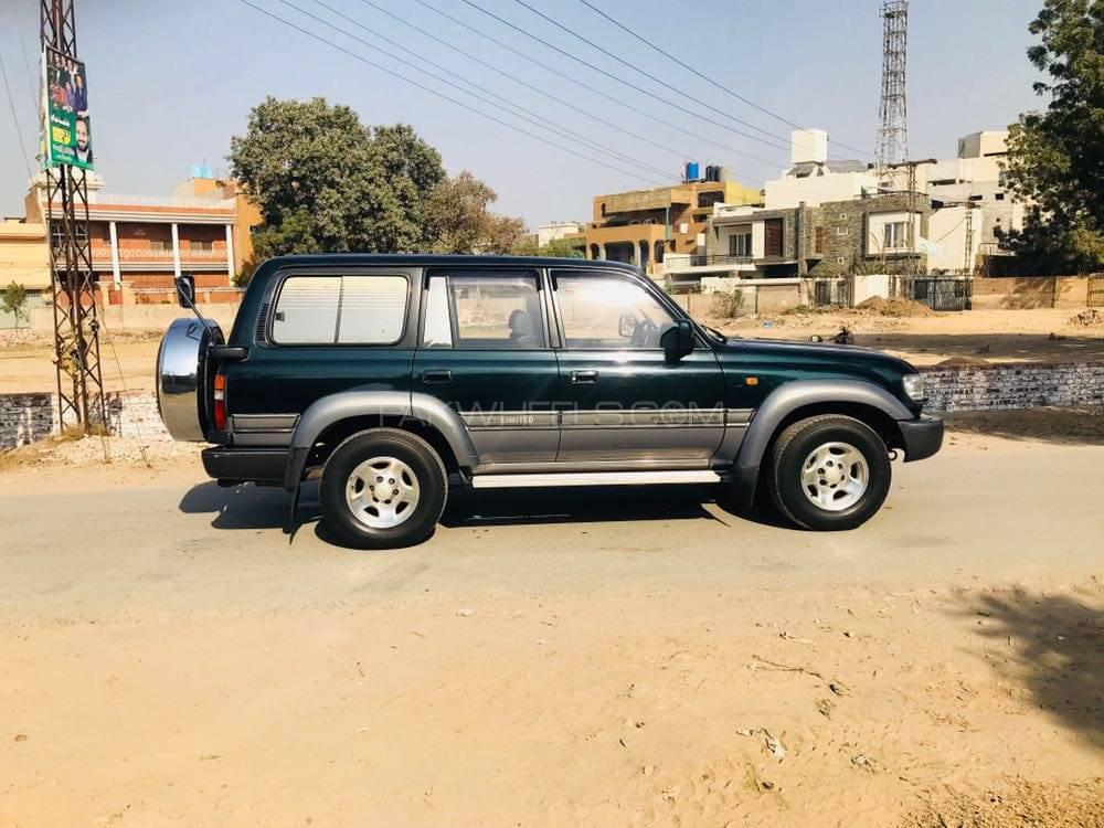 Toyota Land Cruiser VX Limited 4.5 1996 Image-1