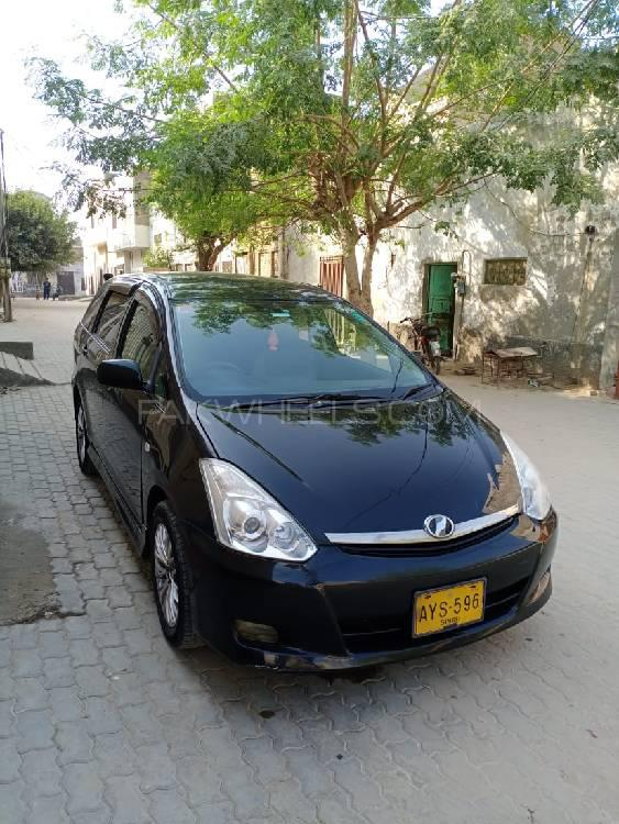 Toyota Wish 1.8 X Aero Sports Package Limited 2007 Image-1