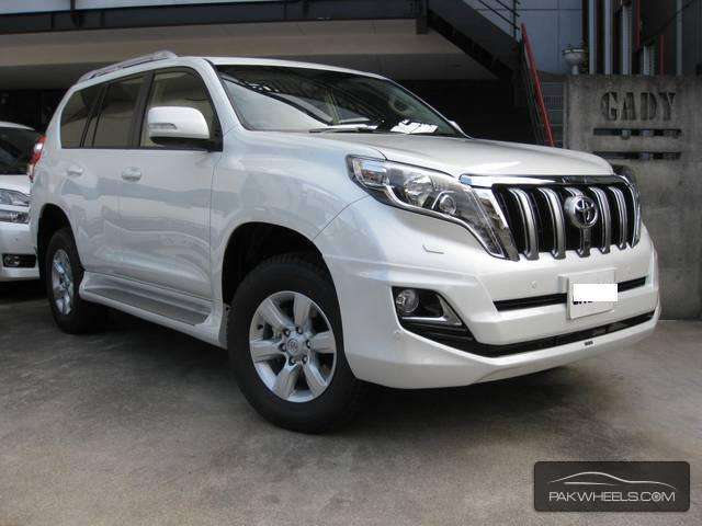 Toyota Prado Tx Limited 2 7 2014 For Sale In Islamabad