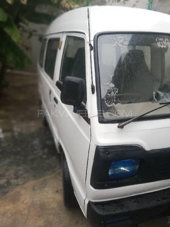 Suzuki Bolan VX (CNG) 1997 Image-1