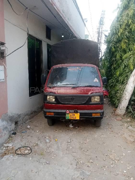 Suzuki Ravi STD VX (CNG) 1992 Image-1