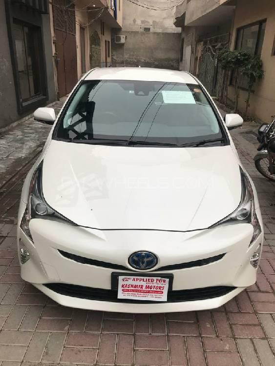 Toyota Prius A Touring Selection 2017 Image-1