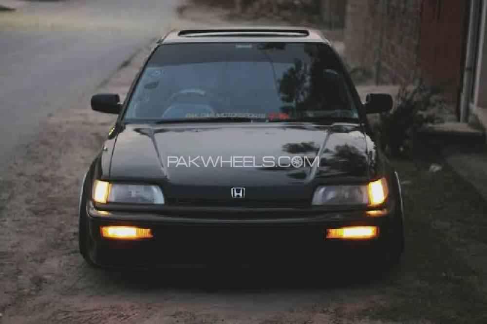 ہونڈا سِوک EXi 1991 Image-1