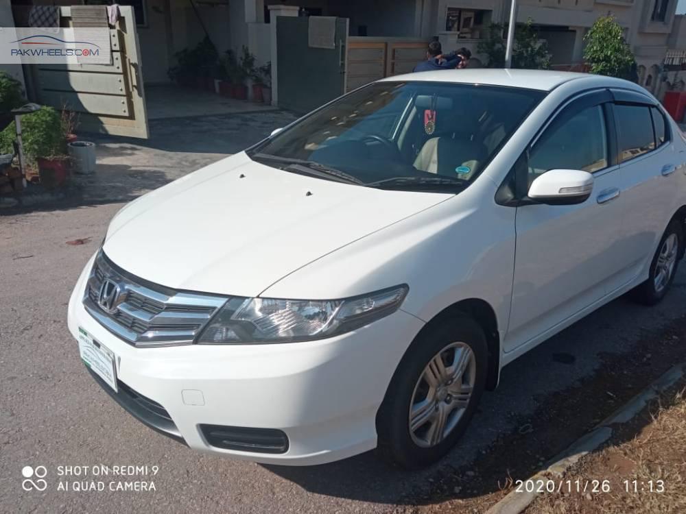 Honda City 1.3 i-VTEC 2016 Image-1