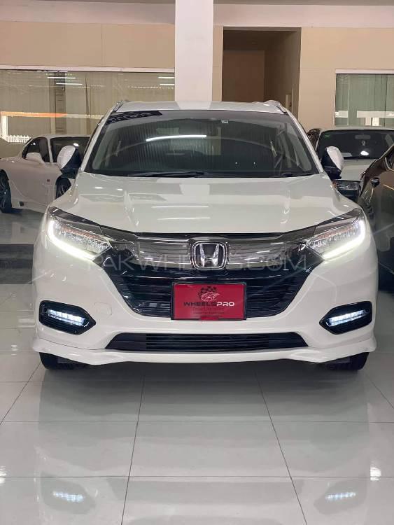 Honda Vezel Hybrid Z 2017 Image-1