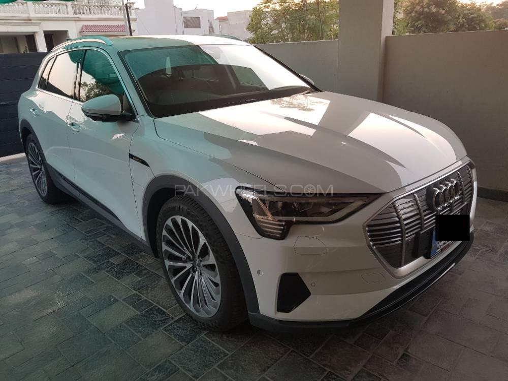 Audi e-tron 50 Quattro 230 kW 2020 Image-1