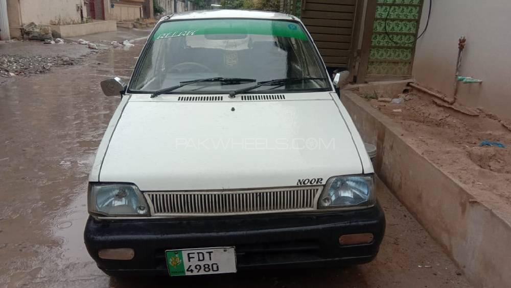 Suzuki Mehran VX (CNG) 1996 Image-1