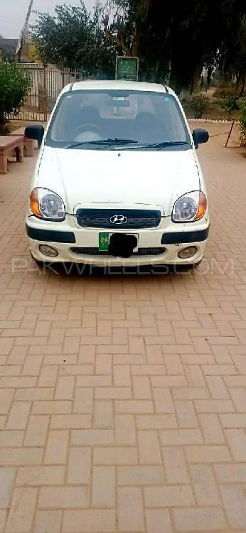Hyundai Santro Club GV 2005 Image-1