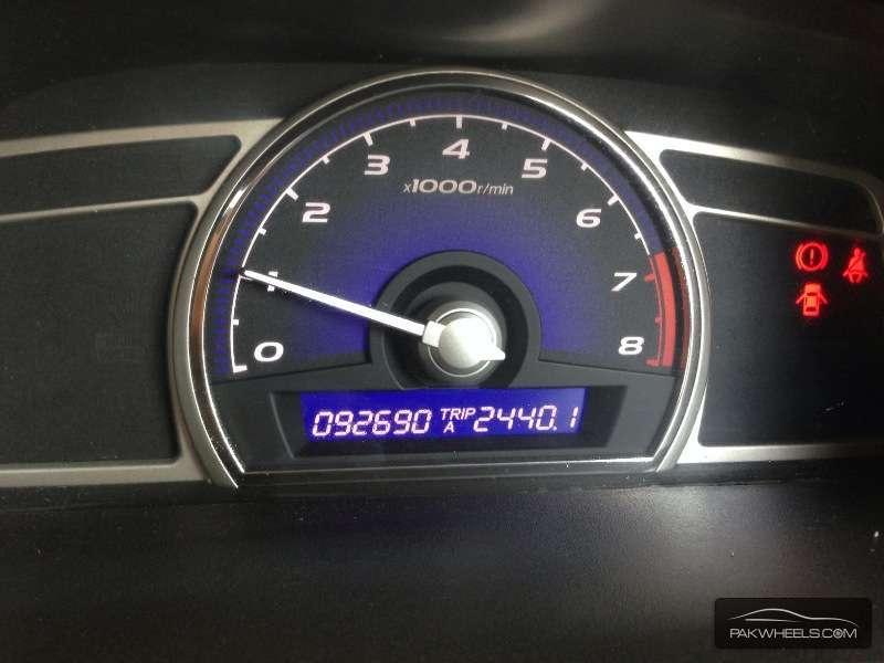 Honda Civic VTi Oriel 1.8 i-VTEC 2008 Image-8