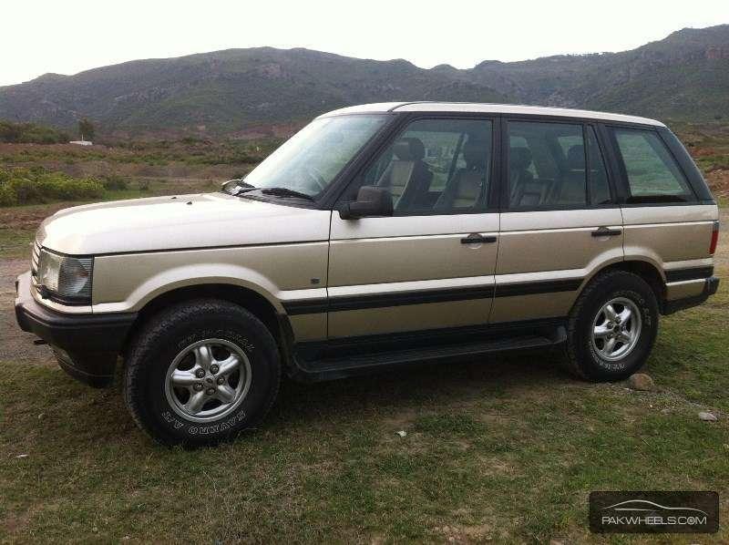 used range rover 4 0 se 1998 car for sale in islamabad 860602 pakwheels. Black Bedroom Furniture Sets. Home Design Ideas