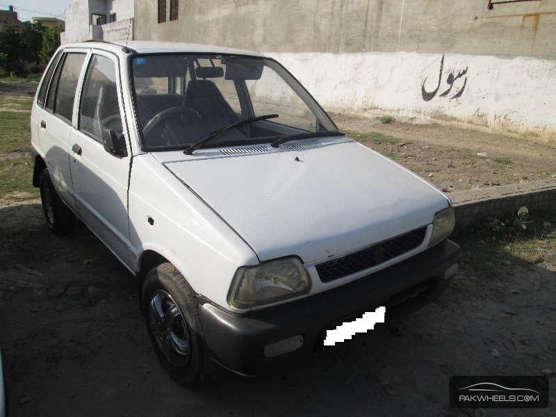Suzuki Mehran 1997 Image-2