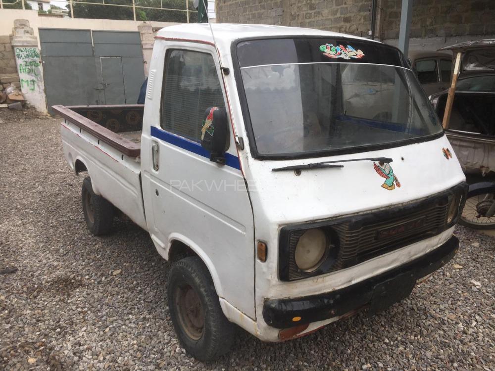 Suzuki Ravi 1976 Image-1