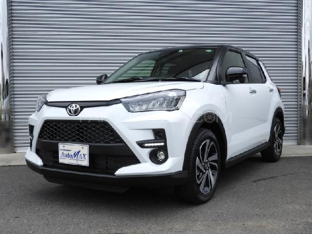 Toyota Raize Z 2020 Image-1