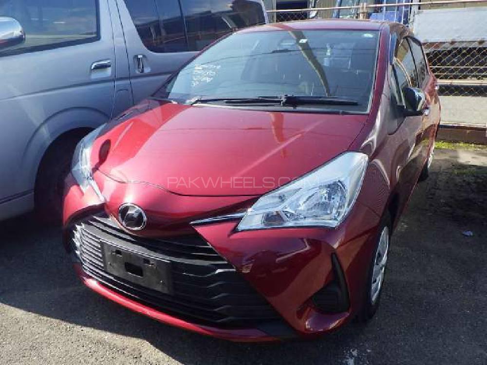 Toyota Vitz Jewela 1.0 2017 Image-1