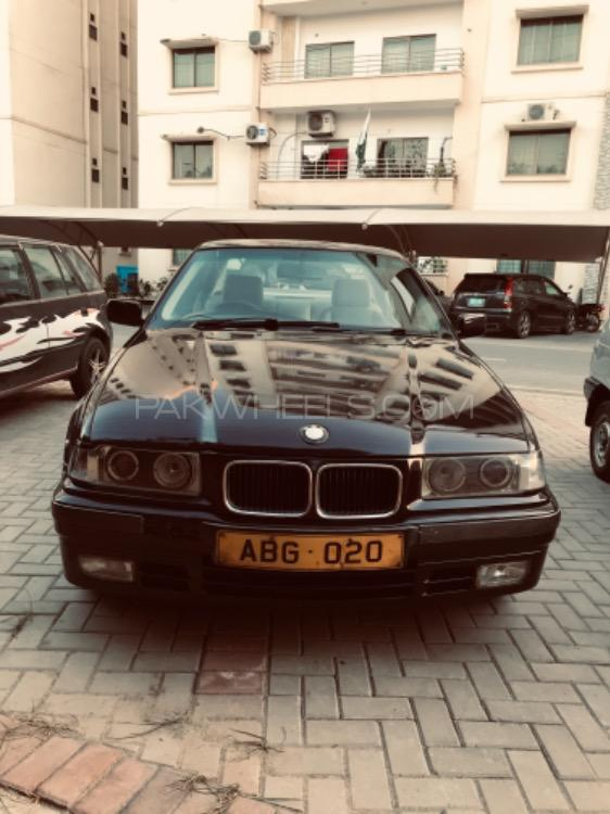BMW 3 Series 318i 1996 Image-1
