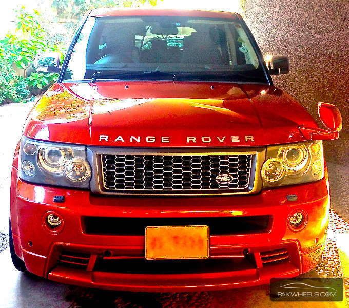 Sell Used 2006 Land Rover Range Rover Sport Hse Sport: Range Rover Sport HST Limited 2006 For Sale In Karachi