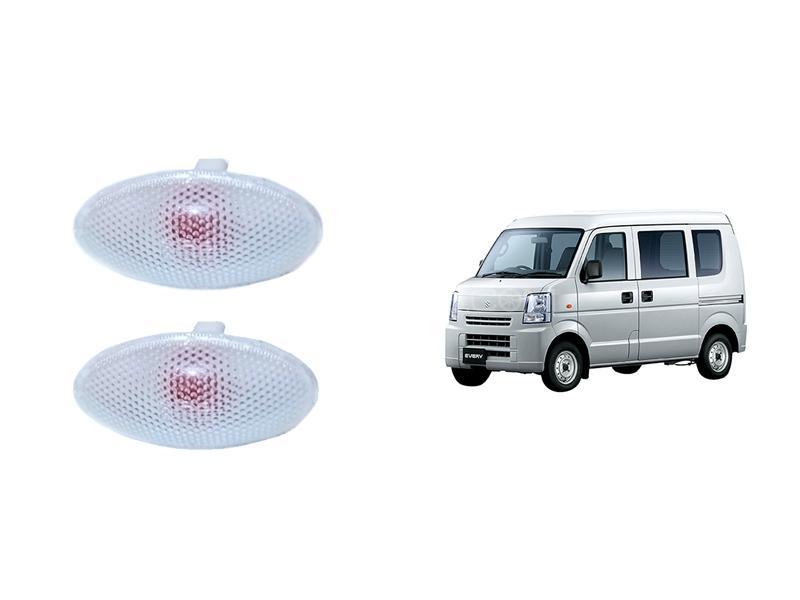 Suzuki Every 2005-2020 Fender Indicator White 2pcs in Lahore