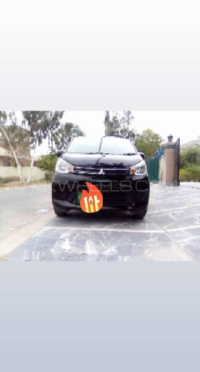 Mitsubishi Ek Wagon E 2014 Image-1