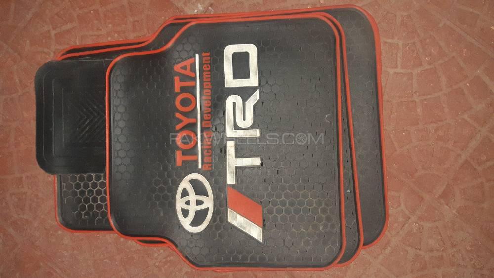 Floor mat for TOYOTA Image-1