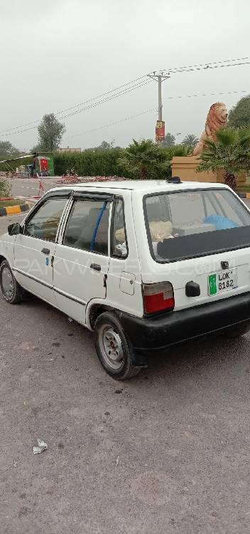 Suzuki Mehran VX (CNG) 1993 Image-1
