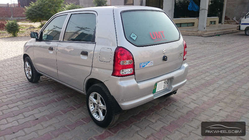 suzuki alto vxr cng 2009 for sale in lahore pakwheels. Black Bedroom Furniture Sets. Home Design Ideas