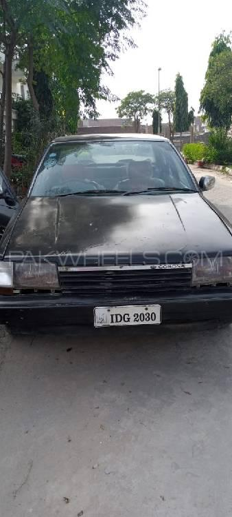 Toyota Corona DX 1986 Image-1