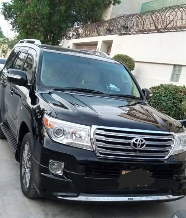 Toyota Land Cruiser AX 2008 Image-1