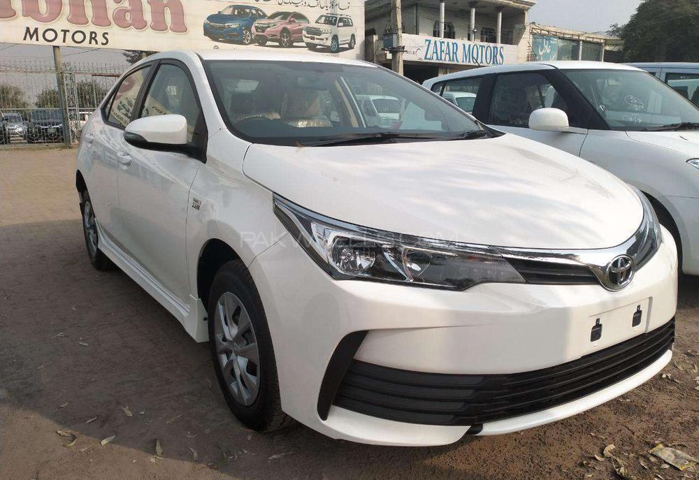 Toyota Corolla Altis Manual 1.6 2020 Image-1