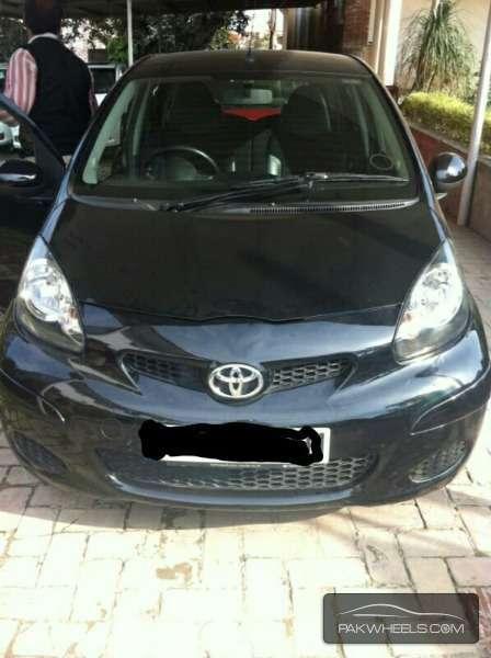 Toyota Aygo 2009 Image-1