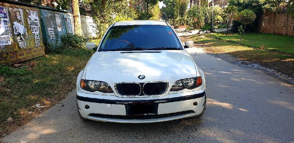 BMW / بی ایم ڈبلیو 3 سیریز 320i 2003 Image-1