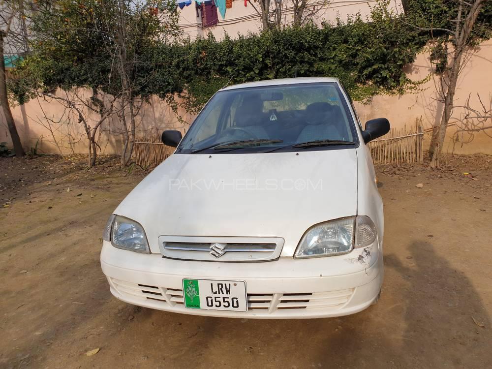 Suzuki Cultus VXL (CNG) 2004 Image-1