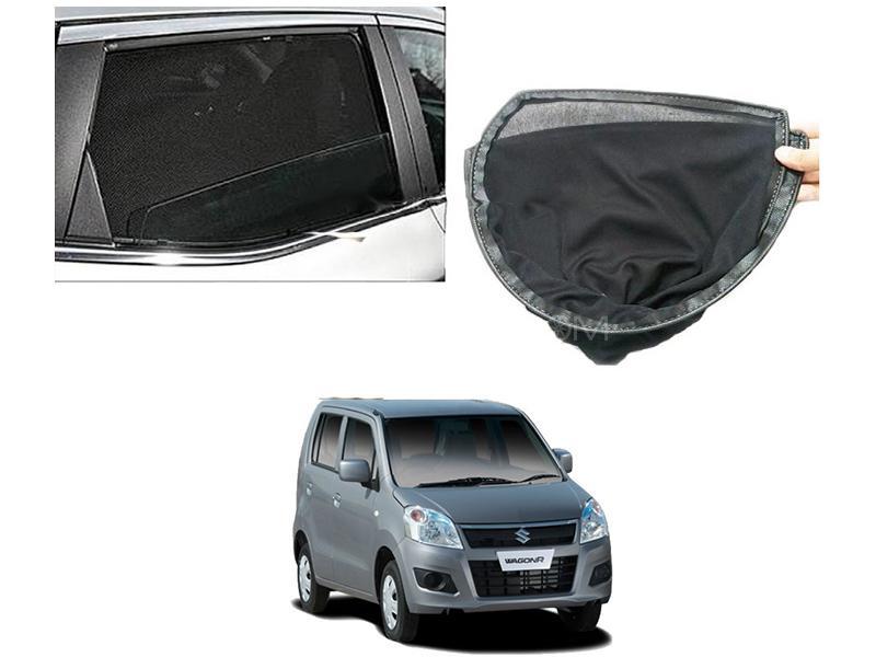 Suzuki Wagon R 2014-2020 Sun Shades  Image-1