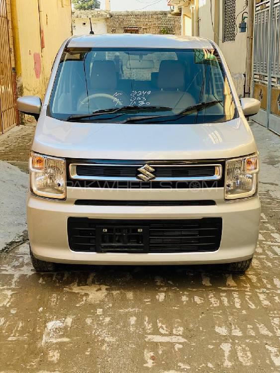 Suzuki Wagon R FX 2017 Image-1