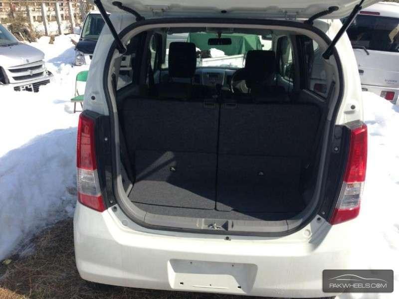 Suzuki Wagon R 2012 Image-8