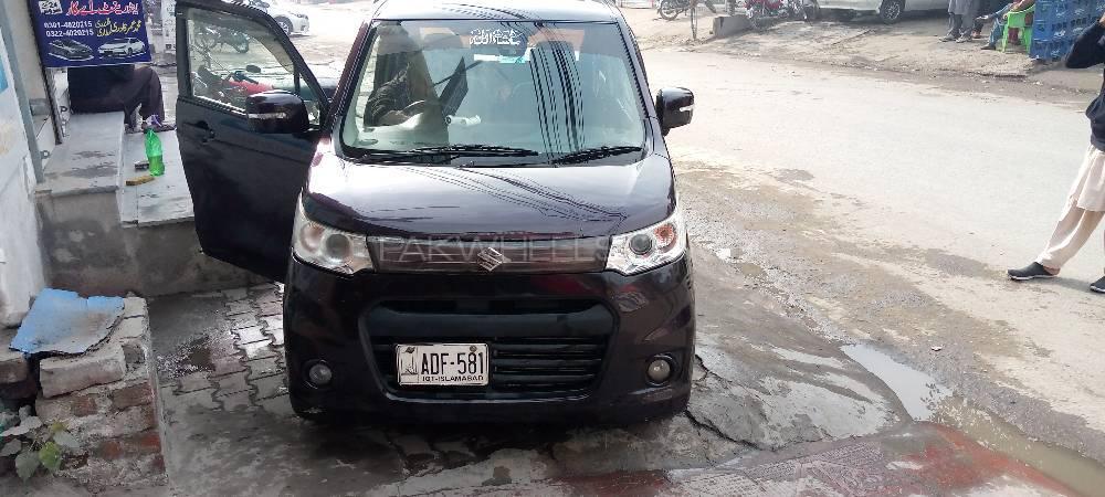 Suzuki MR Wagon ECO-X SELECTION 2013 Image-1