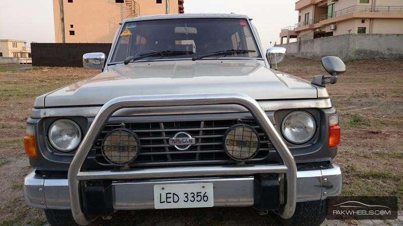 Nissan Safari For Sale In Pakistan >> Nissan Safari 1993 for sale in Islamabad | PakWheels