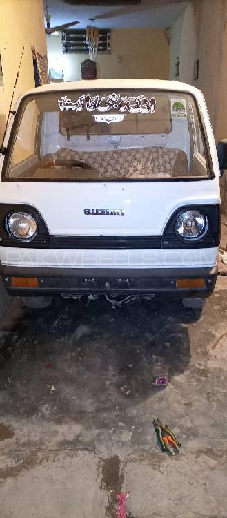 Suzuki Ravi PICKUP STD VX 1984 Image-1