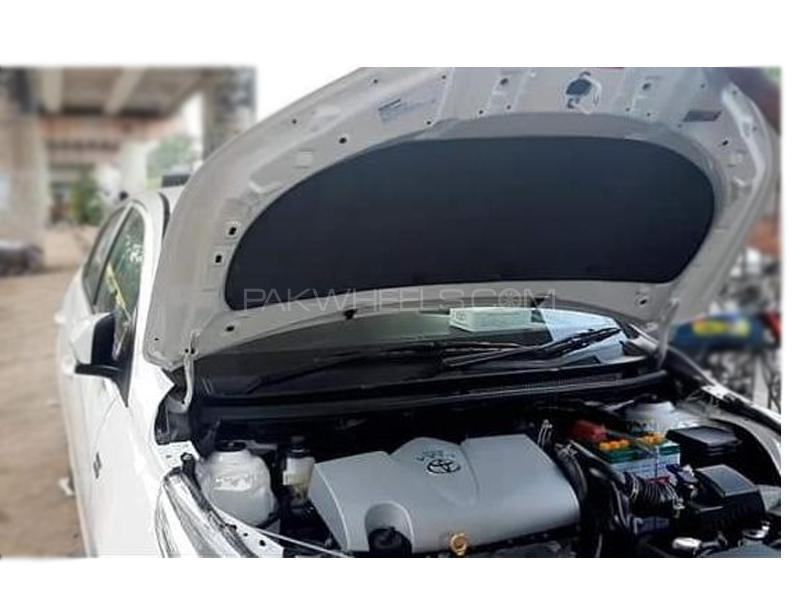 Toyota Yaris 2020 Bonnet Insulation Cover in Lahore