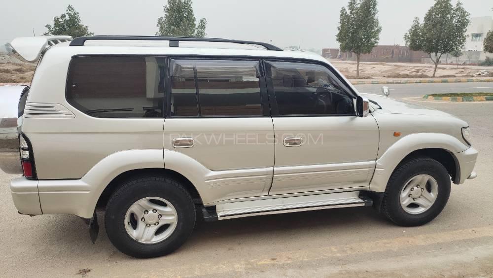 Toyota Prado TX Limited 2.7 1999 Image-1