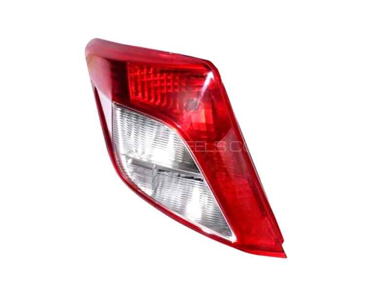 Toyota Vitz 2014-2020 Back Light Glass Cover LH Image-1