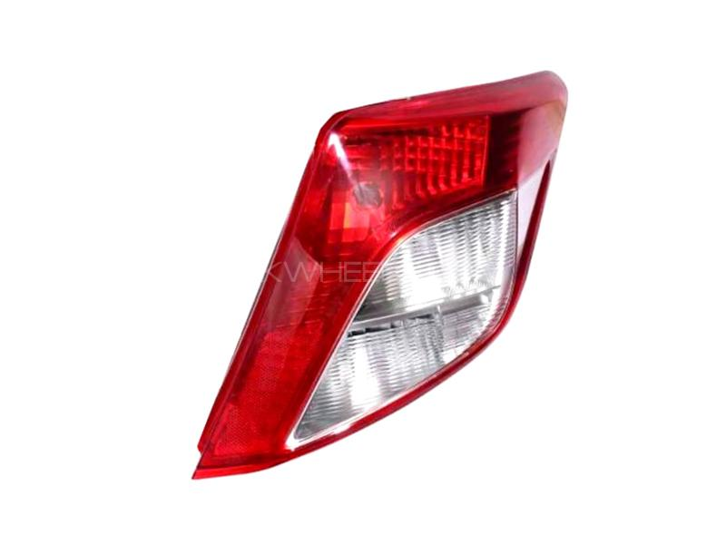Toyota Vitz 2014-2020 Back Light Glass Cover RH Image-1
