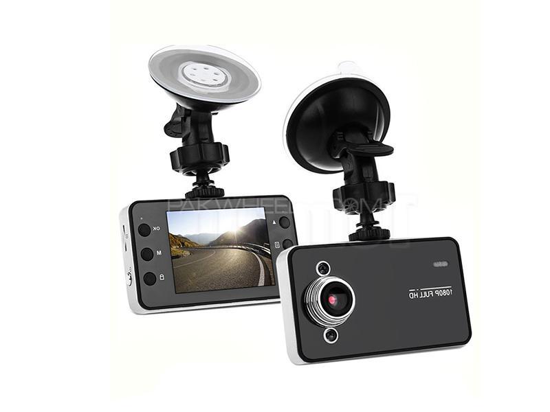 Car HD Camera Black Box DVR - 12V in Karachi