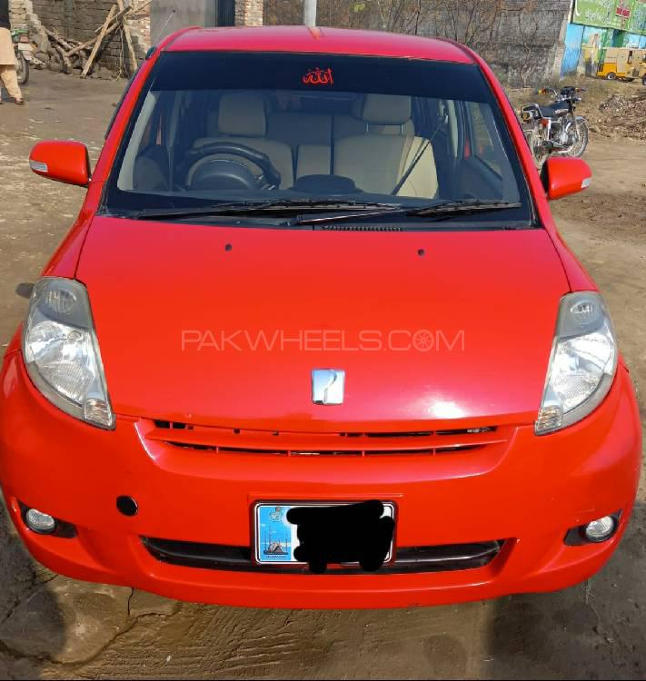 Toyota Passo X V Package 2009 Image-1