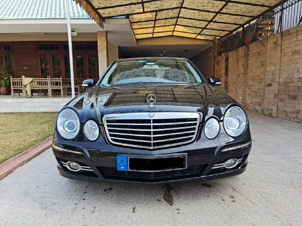 Mercedes Benz E Class E200 2009 Image-1