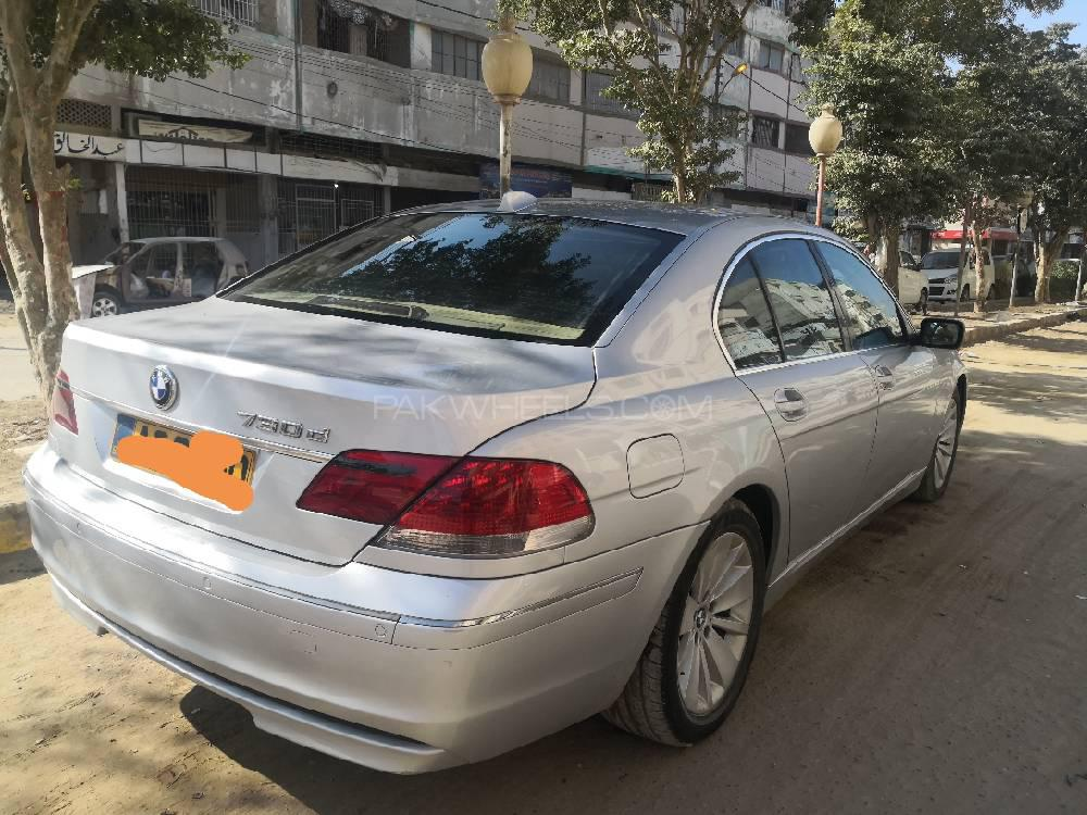 BMW 7 Series 730d 2008 Image-1