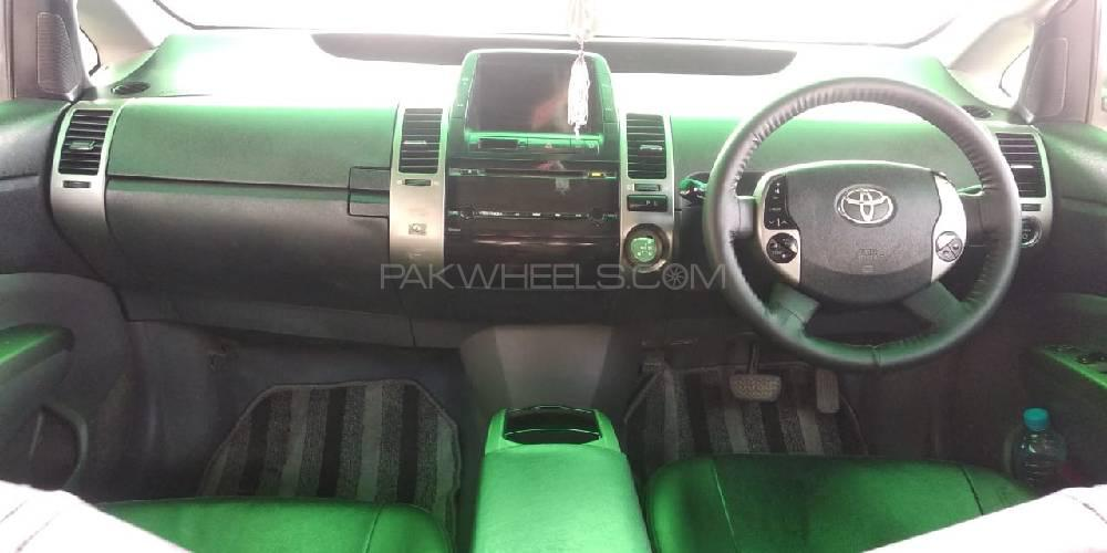 Toyota Prius G Touring Selection Leather Package 1.5 2006 Image-1